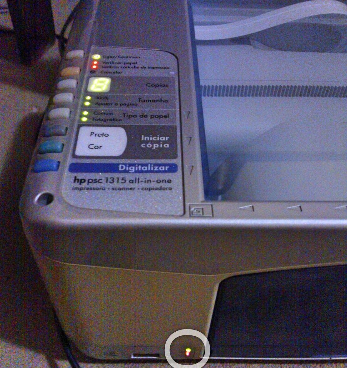 driver impressora hp psc 1315 windows 7