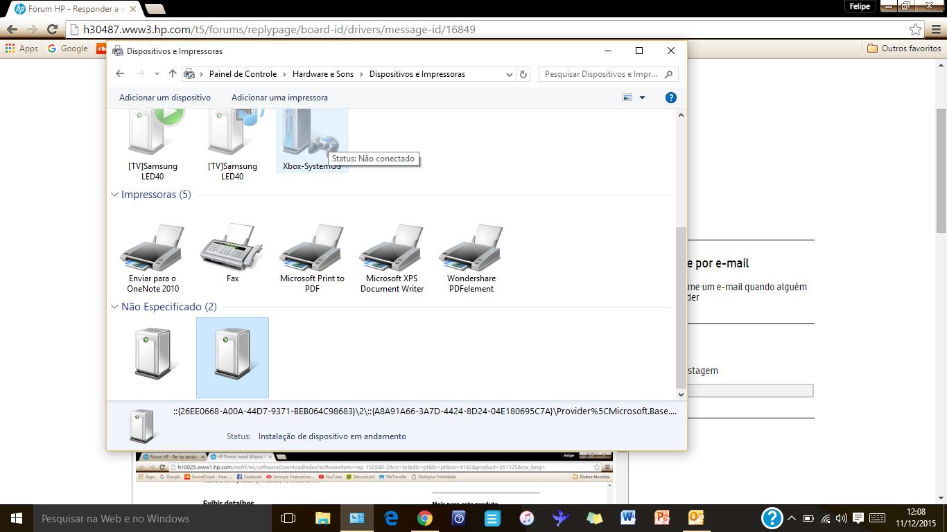 software impressora hp deskjet 3425