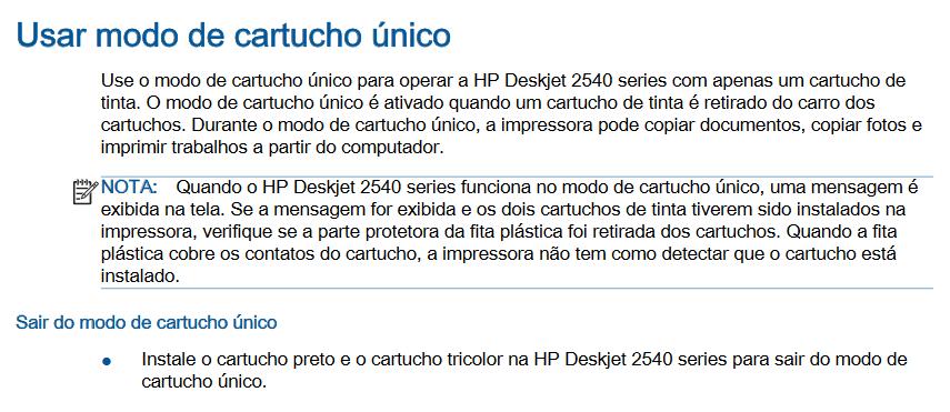 astualização de atualização de firmware hp deskjet 2540