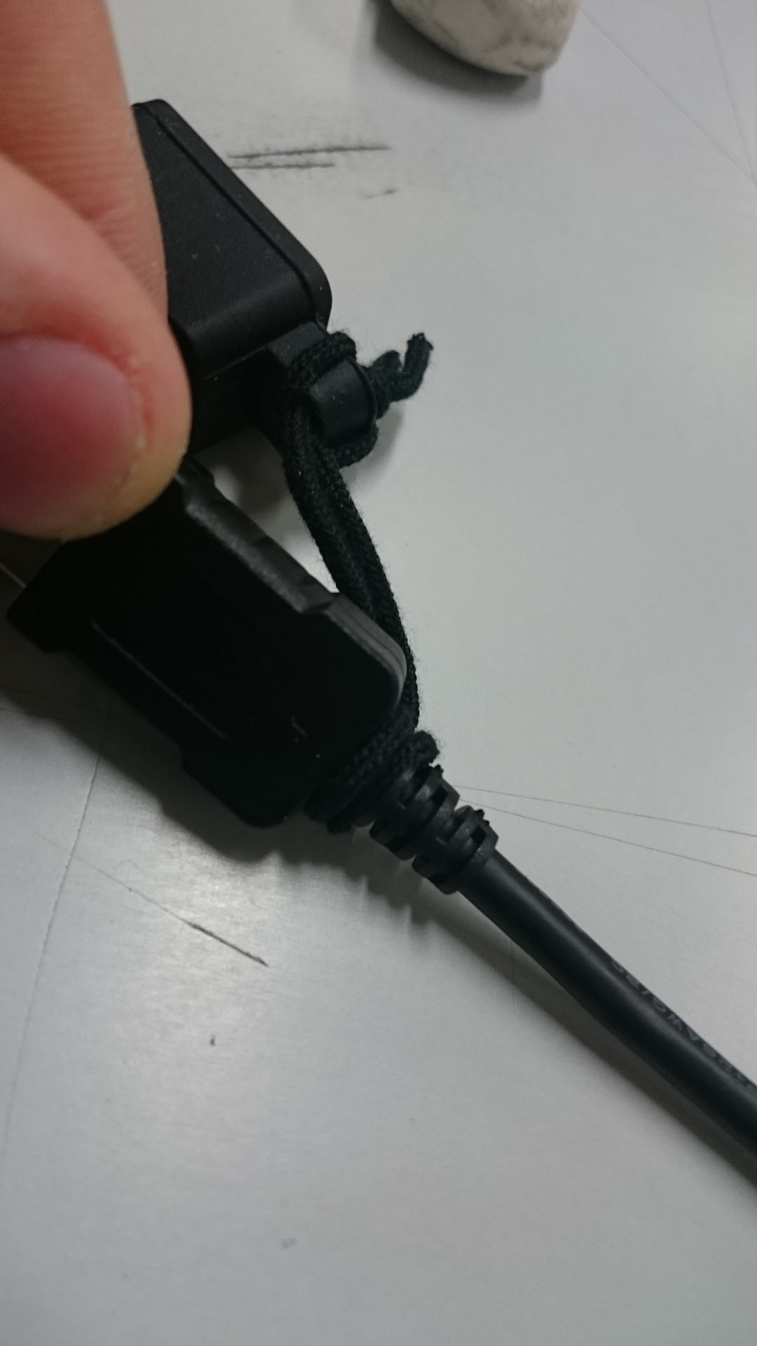 cabo da calculadora