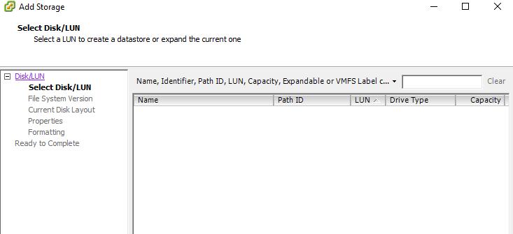 MSA1040 + ESXi 5 5 - Comunidade de Suporte HP - 720241