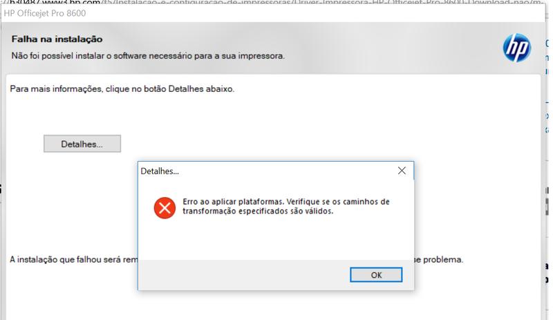 Erro HP Officejet Pro 8600.png