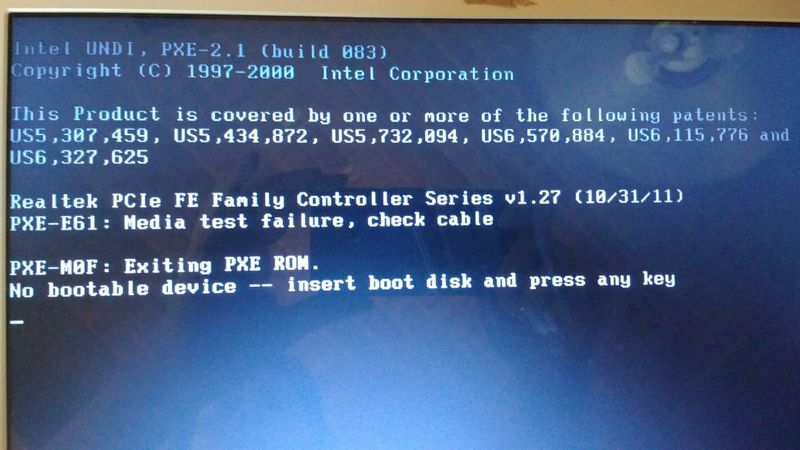 Insert Boot Disk And Press Any Key Hp Laptop - Best Image
