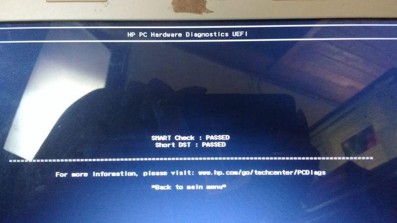 test hardware NÃO FUNCIONA F8, F12, volta pra  no bootable device insert boot disk and press any key.  (OK TEST DE HARDWARE CONSEGUI, RESULTADO: PASSED) NÃO FUNCIONA redefinição física indicada aqui. https://support.hp.com/pt-pt/document/c02187411. NÃO ABRE PEN DRIVE com backup.