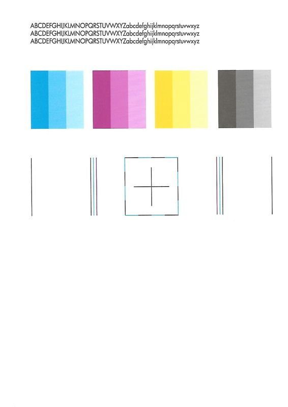 Configuração papel fotográfico