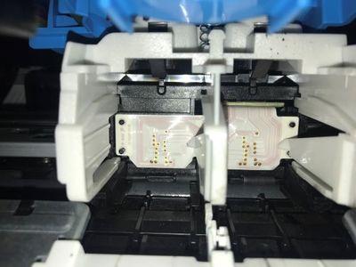 Compartimento dos cabeçotes