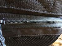 6 - Bolso traseiro (notebook)