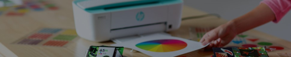 Aprenda a imprimir, digitalizar ou enviar fax na impressora HP