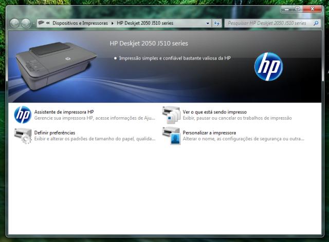 HP 2050