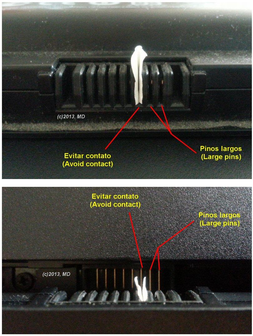 Solucionado  HP Battery Alert  Comunidade de Suporte HP